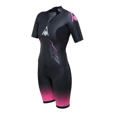 Load image into Gallery viewer, Aqua Sphere Limitless SwimRun Wetsuit Womens - Tri Wetsuit Hire