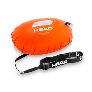 Head Safety Bouy XLITE - Tri Wetsuit Hire