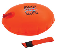 Load image into Gallery viewer, Swim Secure Safety Tow Float- Pink - Tri Wetsuit Hire