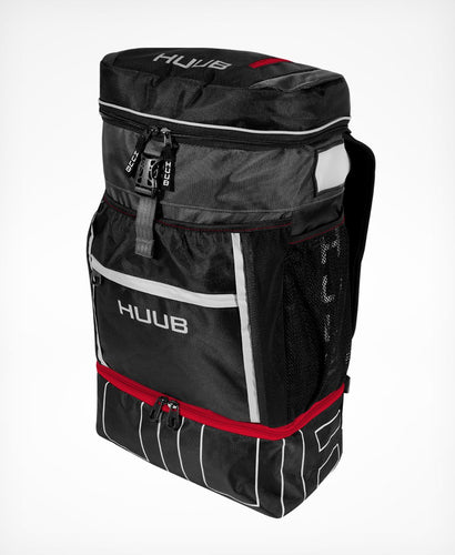 Huub Transition / Rucksack - Red - Tri Wetsuit Hire
