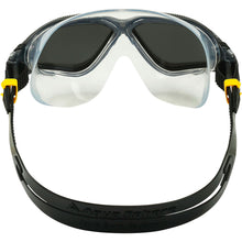 Load image into Gallery viewer, Aqua Sphere Vista Goggles Dark Grey Mirrored Silver - Tri Wetsuit Hire