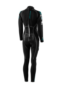 Waterproof Sports Series W30 2.5mm Wetsuit Womens - Tri Wetsuit Hire