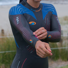 Load image into Gallery viewer, Blue Seventy Helix Triathlon Wetsuit Womens - Tri Wetsuit Hire