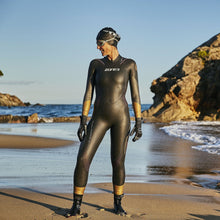 Load image into Gallery viewer, Zone3 Women's Thermal Aspire Wetsuit - Tri Wetsuit Hire