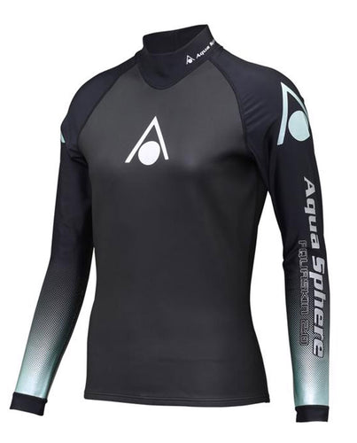 Aqua Sphere Women's Aquaskin Long Sleeve Top - Tri Wetsuit Hire