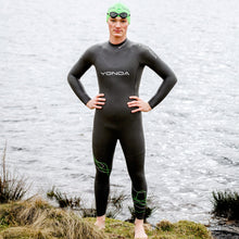 Load image into Gallery viewer, Yonda Spectre Wetsuit Mens 2021 - Tri Wetsuit Hire