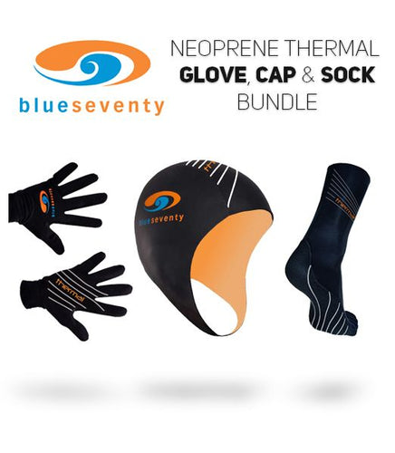 Blueseventy Thermal Bundle- DELIVERY END OF FEB - Tri Wetsuit Hire