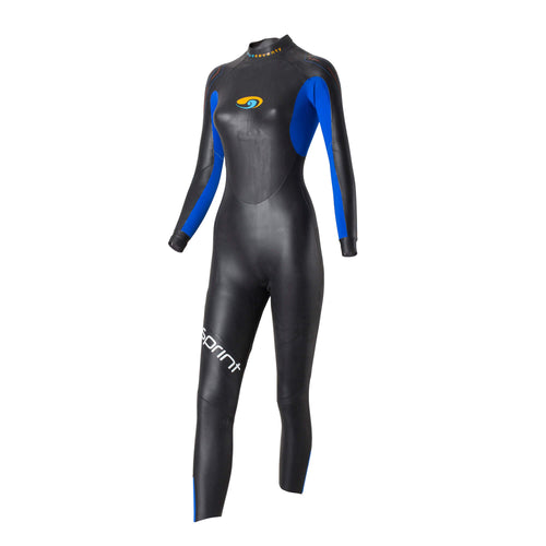 Blue Seventy Sprint Triathlon Wetsuit Womens - PRE ORDER END OF FEB - Tri Wetsuit Hire