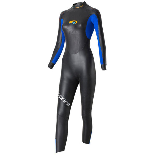 Blue Seventy Sprint Wetsuit Womens ATHENA SIZING- PRE ORDER END OF FEB - Tri Wetsuit Hire