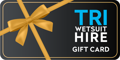 Tri Wetsuit Hire Gift Card - Tri Wetsuit Hire
