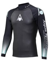 Load image into Gallery viewer, Aqua Sphere Men's Aquaskin Long Sleeve Top - Tri Wetsuit Hire