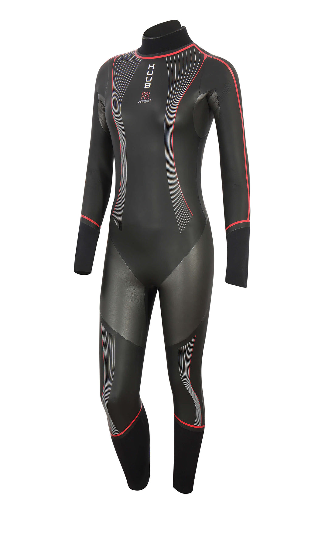 HUUB Atom II Kids Wetsuit Hire - Tri Wetsuit Hire