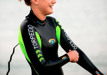Load image into Gallery viewer, Blue Seventy Torpedo Triathlon Wetsuit Kids - Tri Wetsuit Hire