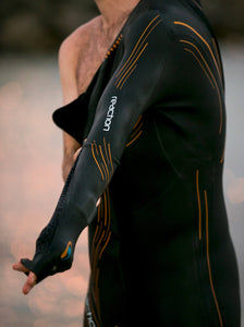 Blue Seventy Reaction Triathlon Wetsuit Mens - Tri Wetsuit Hire
