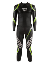 Load image into Gallery viewer, Arena Carbon Triathlon Wetsuit Mens - Tri Wetsuit Hire