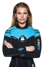 Load image into Gallery viewer, Waterproof Sports Series W50 5mm Wetsuit Womens - Tri Wetsuit Hire