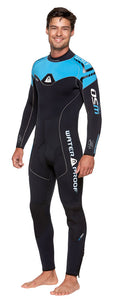 Waterproof Sports Series W50 5mm Wetsuit Womens - Tri Wetsuit Hire