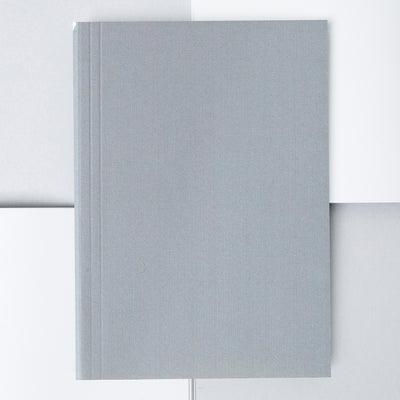 Grey A5 Layflat Notebook Ola