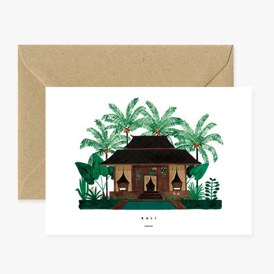 Bali Card All the Ways to Say