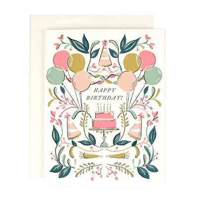 Cake Celebration Card Amy Heitman