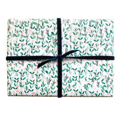 Charlotte Roses Gift Wrap / 2 Sheets Mr. Boddington's Studio