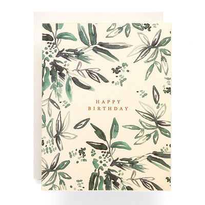 Coco Happy Birthday Card Antiquaria