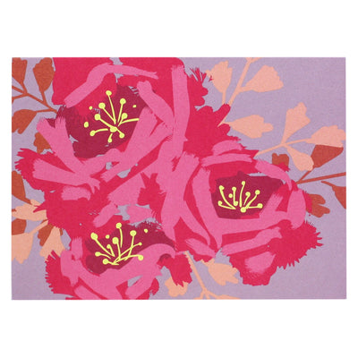English Roses Boxed Card Set of 10 Smudge Ink