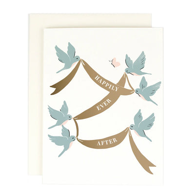 Happily Ever After Card Amy Heitman