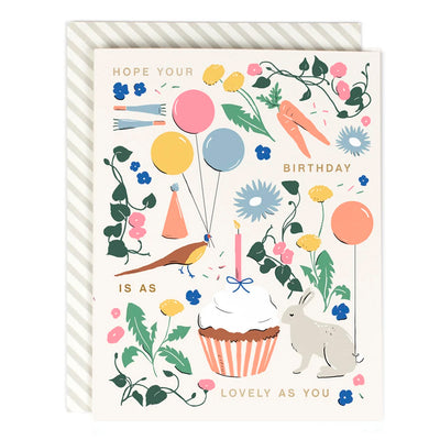 Lovely as You Card Amy Heitman