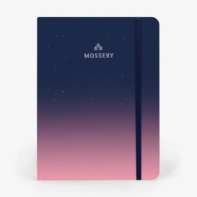 Mossery Dawn Threadbound Notebook