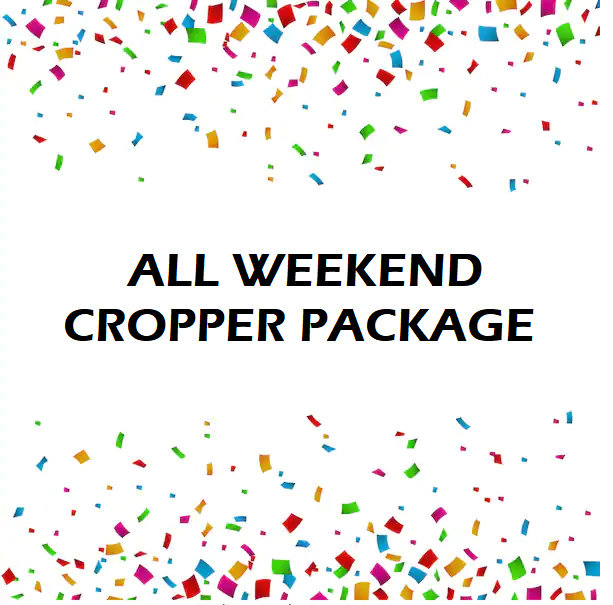 All Weekend Cropper Package