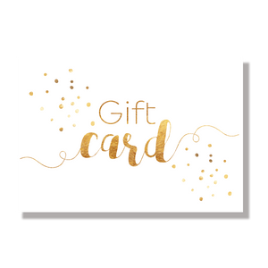 One of a Kind Gift Card