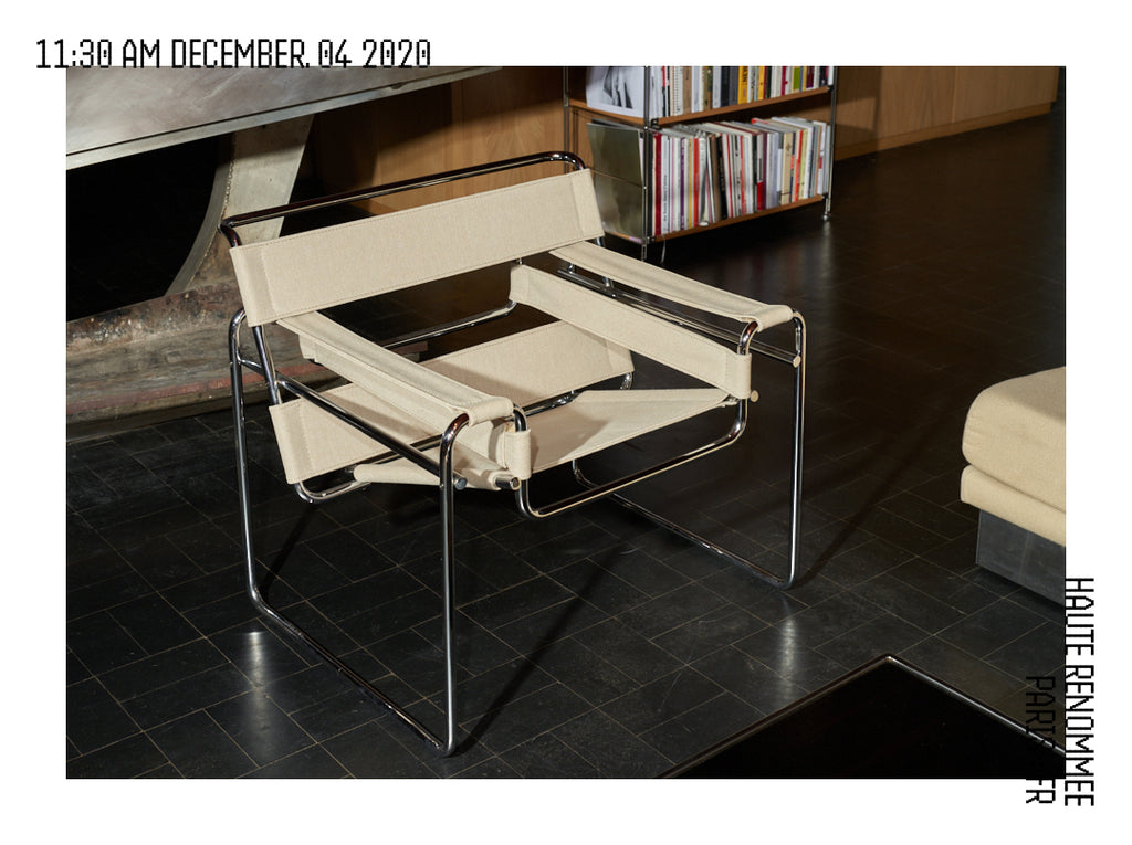 Marcel Breuer, fauteuil Wassily
