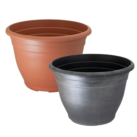 "14"" Basic Round Planter (Case of 32)"