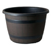 "12"" Barrel Color Planter"