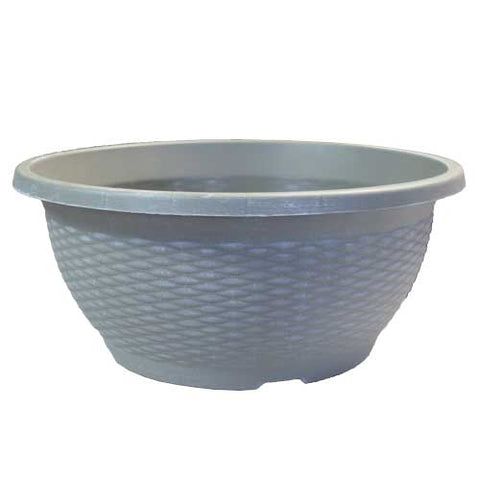 "14"" Sunrise Wicker Color Bowl (Case of 40)"