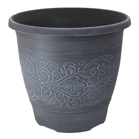 "14"" x 14.5"" Charlotte Color Planter (Case of 10)"