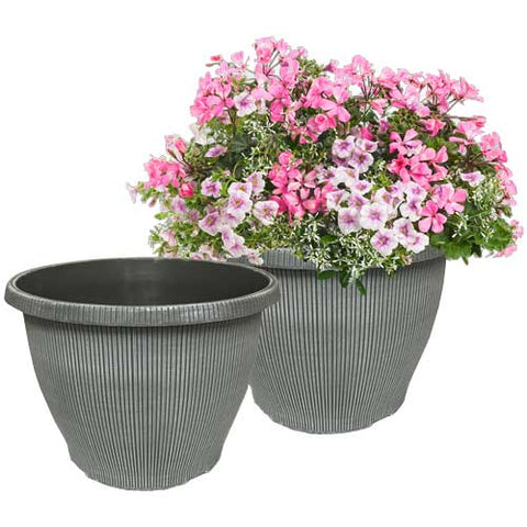 "14"" Seneca Upright Planter (Case of 35)"