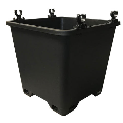 "14"" Square Color Planter (Case of 15)"