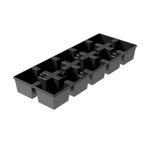 Carry Tray for 10 Sq 1.25 Quart Pots (Case of 120)