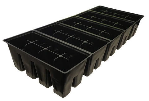 rEarth 8.5x20 5 Pack-8 Cell Insert (Case of 100)
