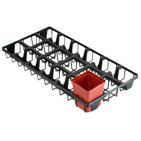 "1020 Carry Tray For 18 - 3.3"" Pots (Case Pack 28)"