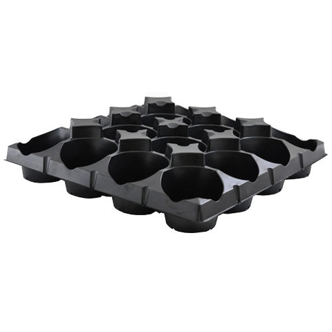 "rEarth 17"" Carry Tray for 16-4.25"" Rnd. Pots (Case of 100)"