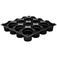"17"" Carry Tray for 16-3.5"" Rnd. Pots (Case of 100)"