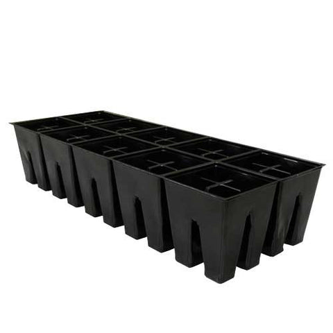 rEarth 1020 Slim 10 Pack-4 Cell Insert (Case of 100)