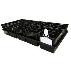 rEarth-T1020 10 pack-6 cell Insert w/Tagslot (80 per Case)
