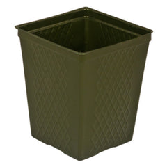 "4"" Deep Tech Square Pot (Case of 1375)"