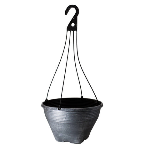 "Sienna 12"" Hanging Basket (Case of 40)"