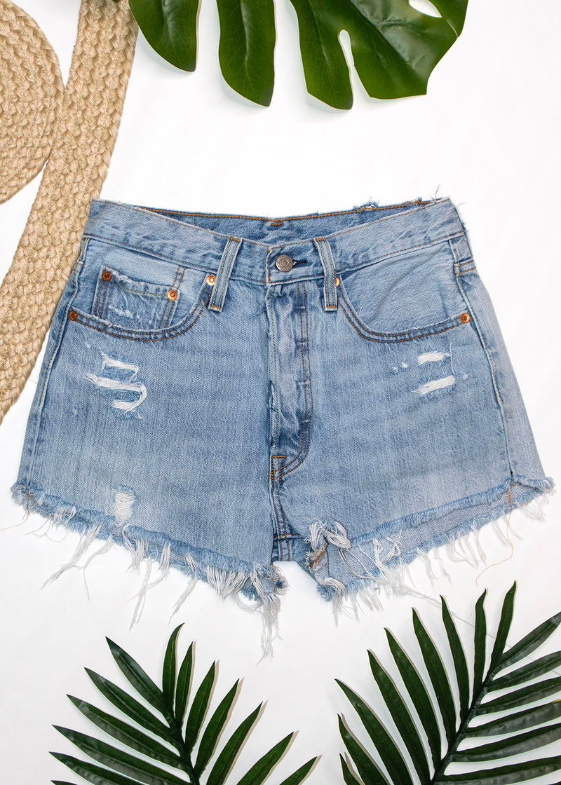 Levi's 501 Light Wash- 27""
