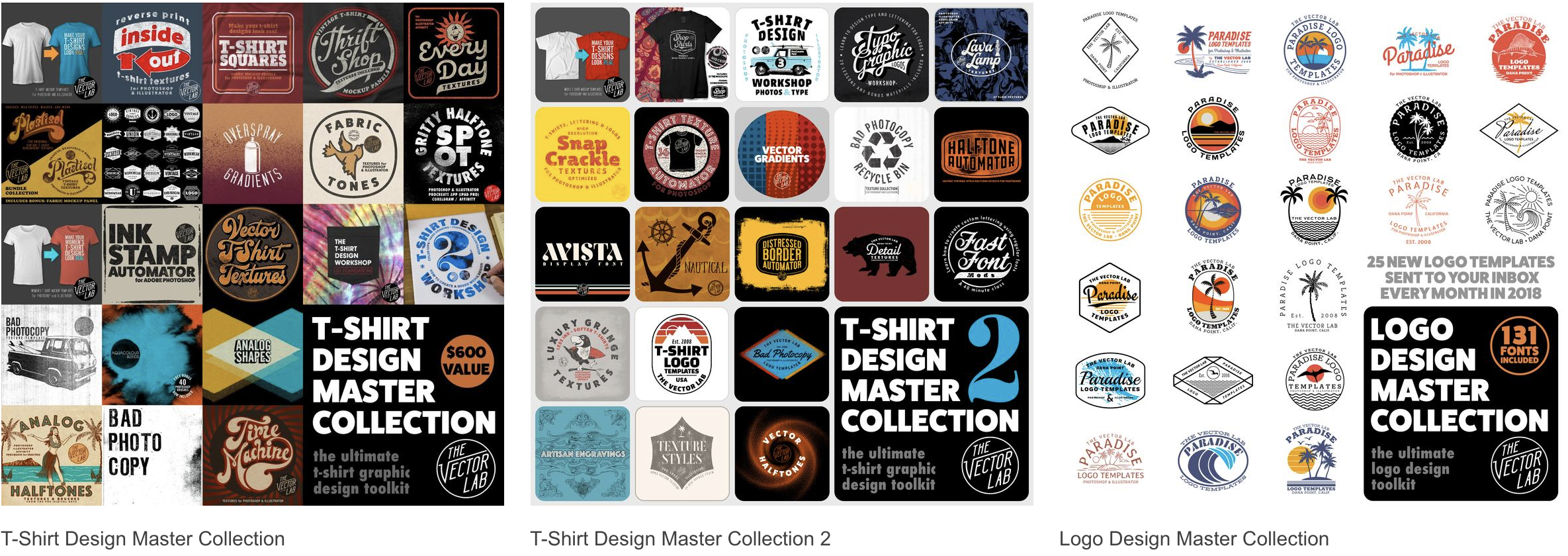 TheVectorLab Master Collection Bundles